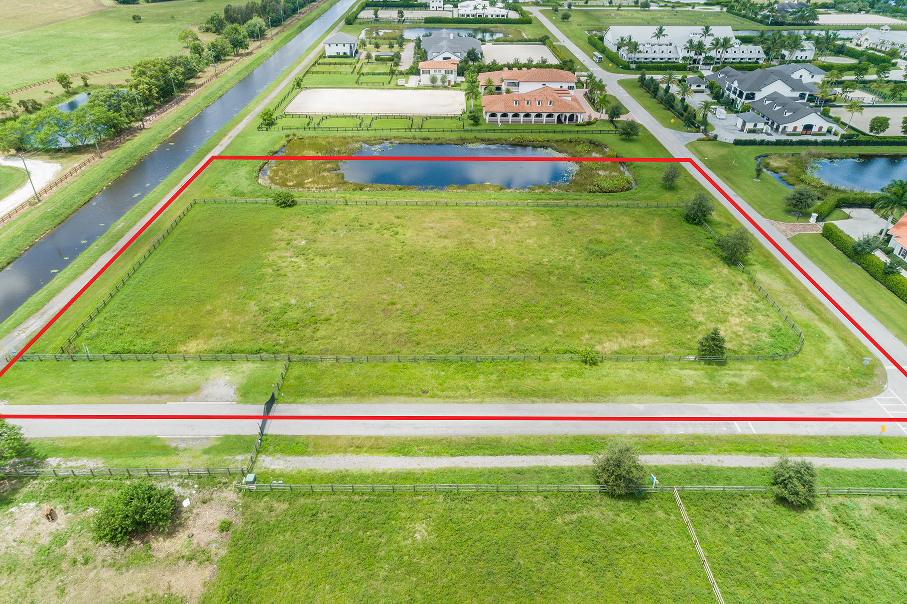 Wellington, Florida 33414, ,Land/docks,For Sale,Grand Prix Farms,RX-10560071