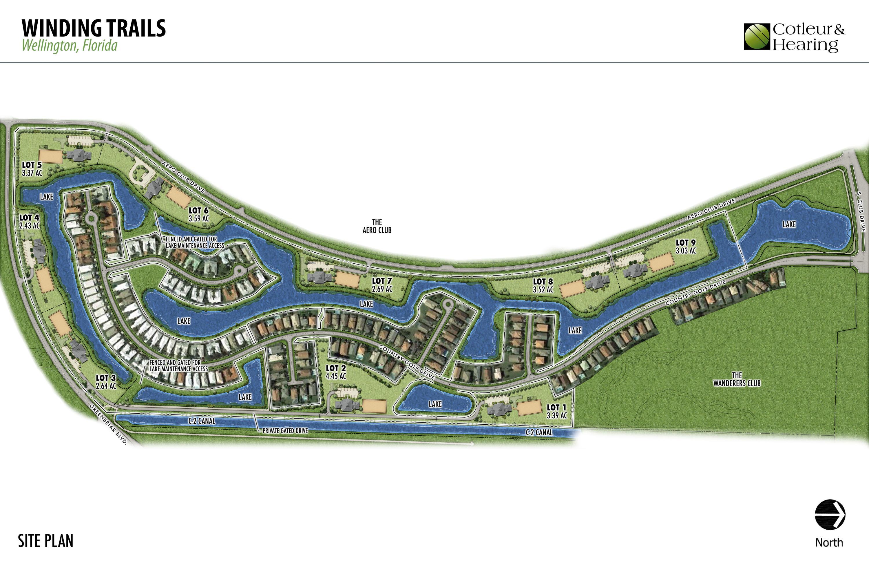 Wellington, Florida 33414, ,Land/docks,For Sale,Greenbriar,RX-10559838