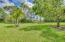 I love this deep backyard, overlooks a serene nature preserve
