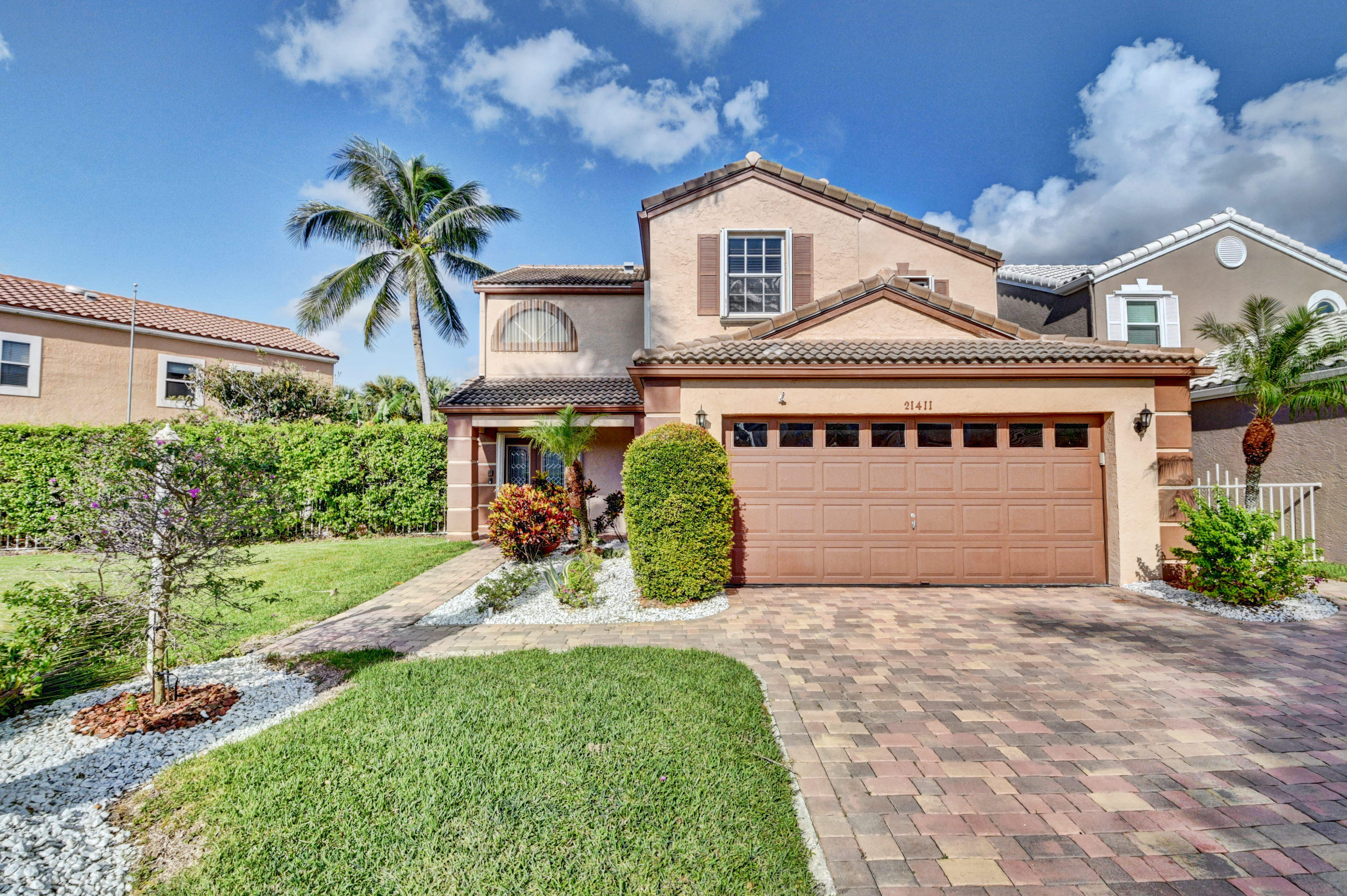 21411 Millbrook Court - 3/2 in BOCA CHASE /Impressions
