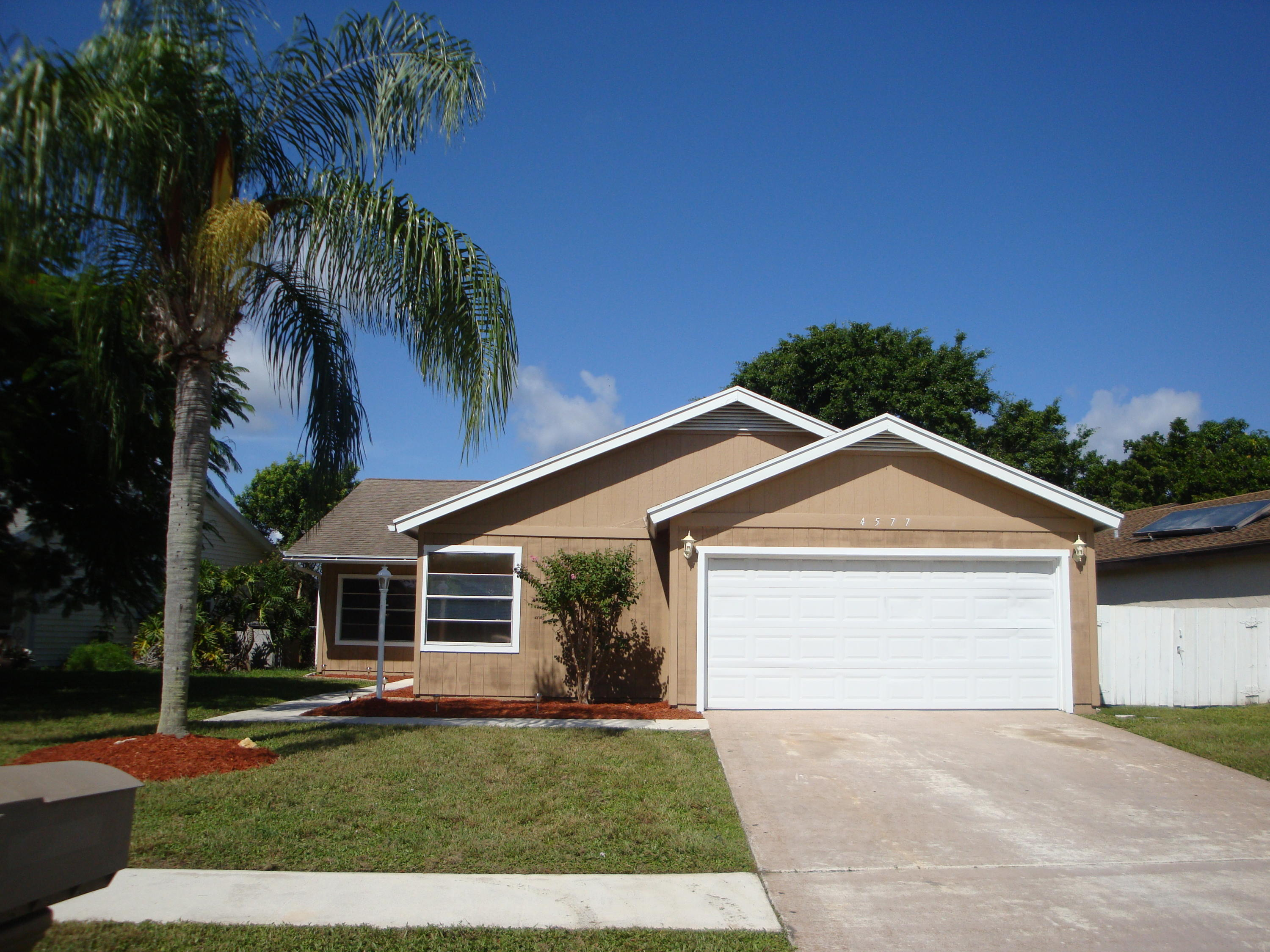 Home for sale in LAKESIDE GREEN 1 West Palm Beach Florida