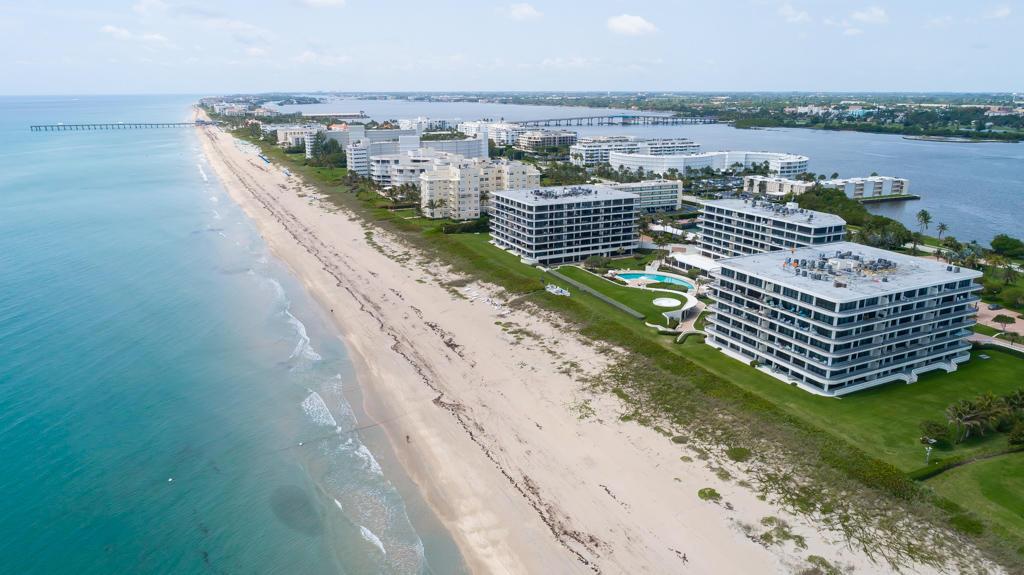 Beautiful Palm Beach Community