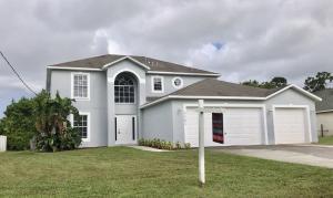 4261 SW Oblique Street, Port Saint Lucie, FL 34953