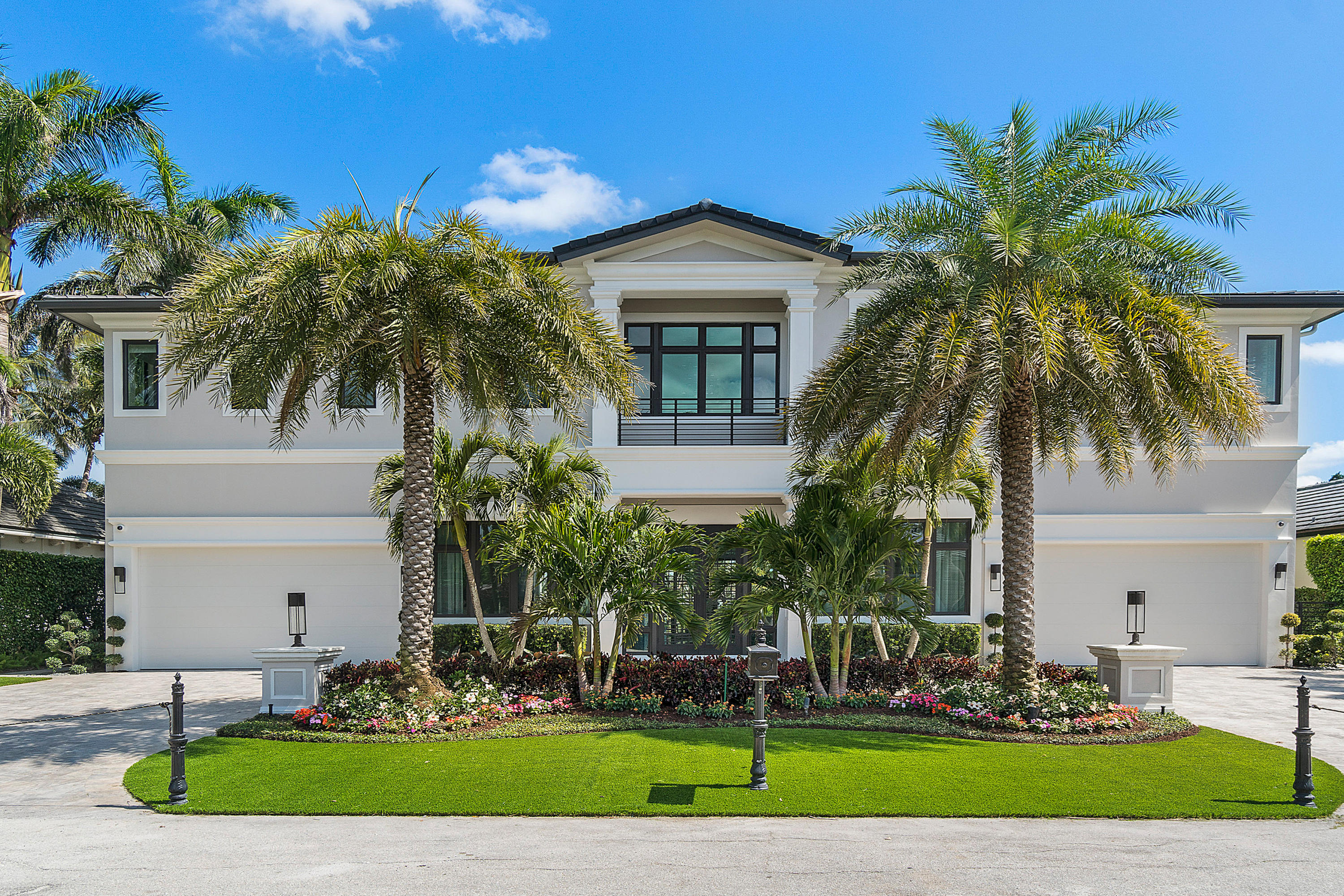 1744 Thatch Palm Drive, Boca Raton, Florida 33432, 5 Bedrooms Bedrooms, ,7.1 BathroomsBathrooms,Single Family,For Rent,ROYAL PALM YACHT & COUNTRY CLUB,Thatch Palm,1,RX-10563141