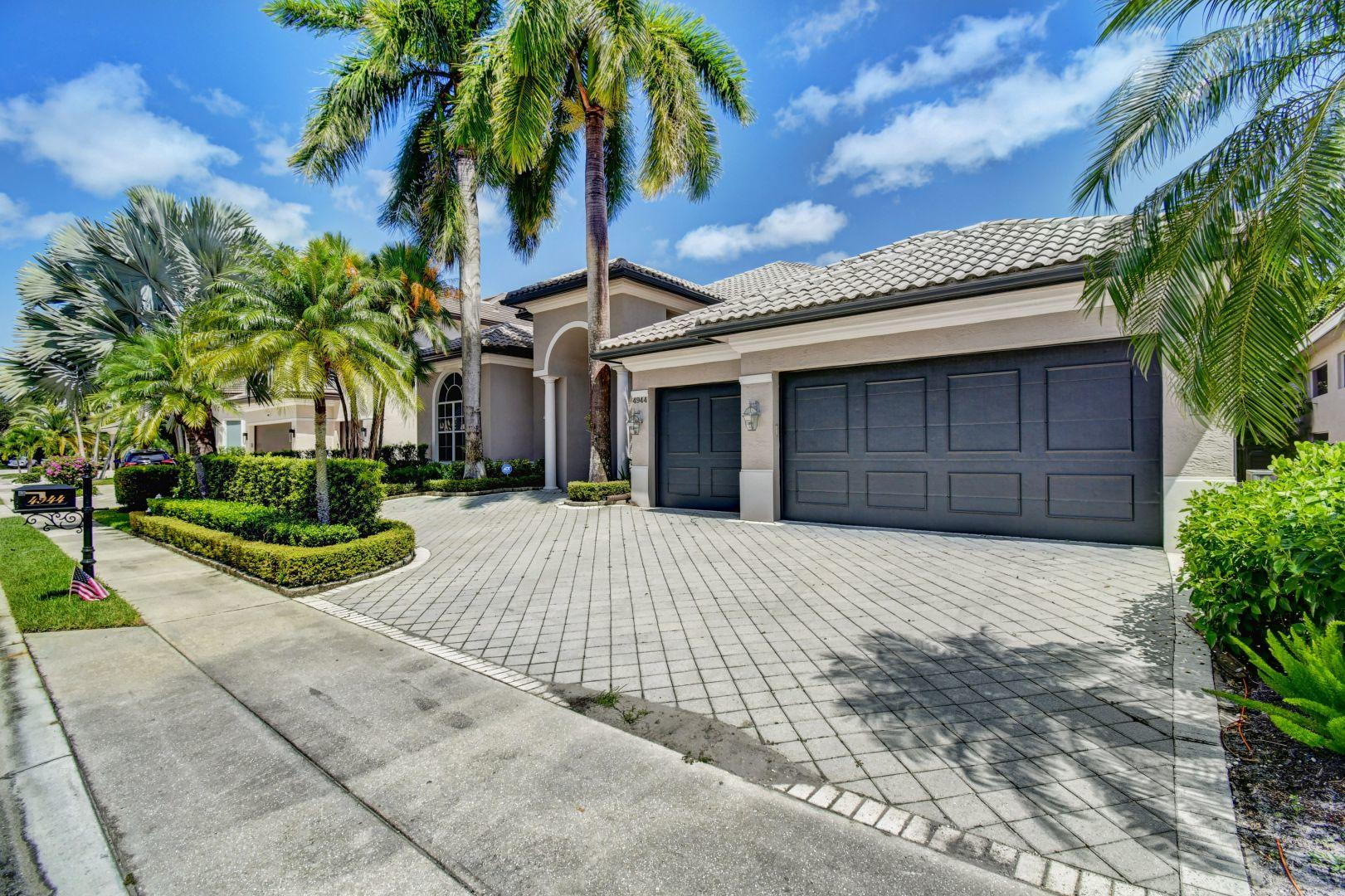 Home for sale in The Preserve Boca Raton Florida