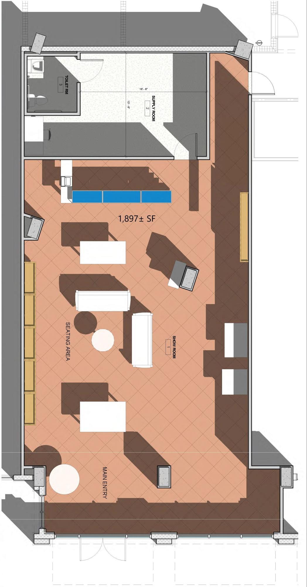 108 Breakwater Ct Floor Plan