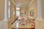 Beautiful Formal Dining Room & Designer Lighting