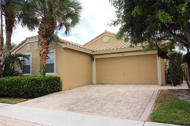 7422 Granville Avenue  Boynton Beach FL 33437