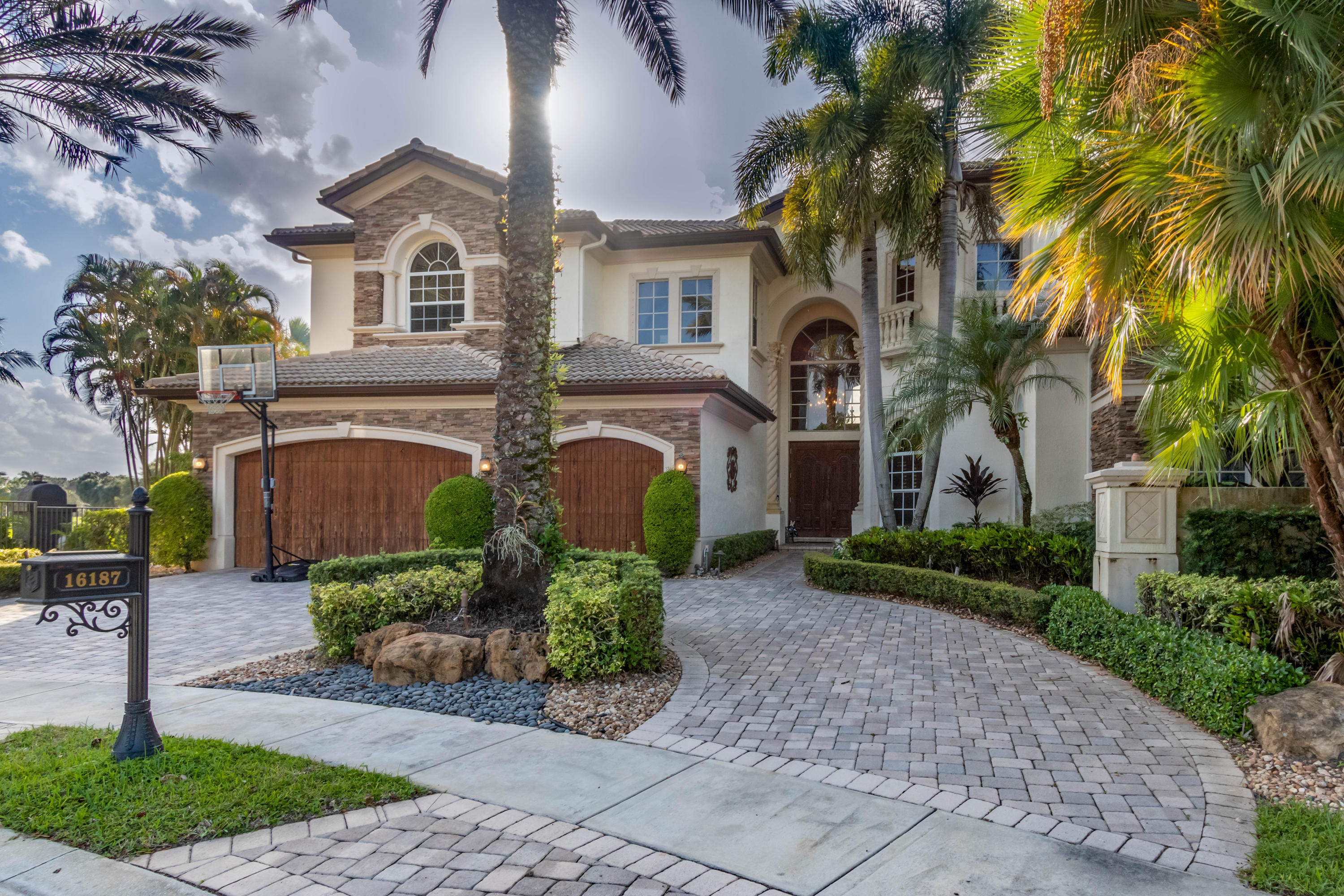 16187 Andalucia Lane, Delray Beach, Florida 33446, 5 Bedrooms Bedrooms, ,6.1 BathroomsBathrooms,Single Family,For Sale,Mizner Country Club,Andalucia,RX-10553685