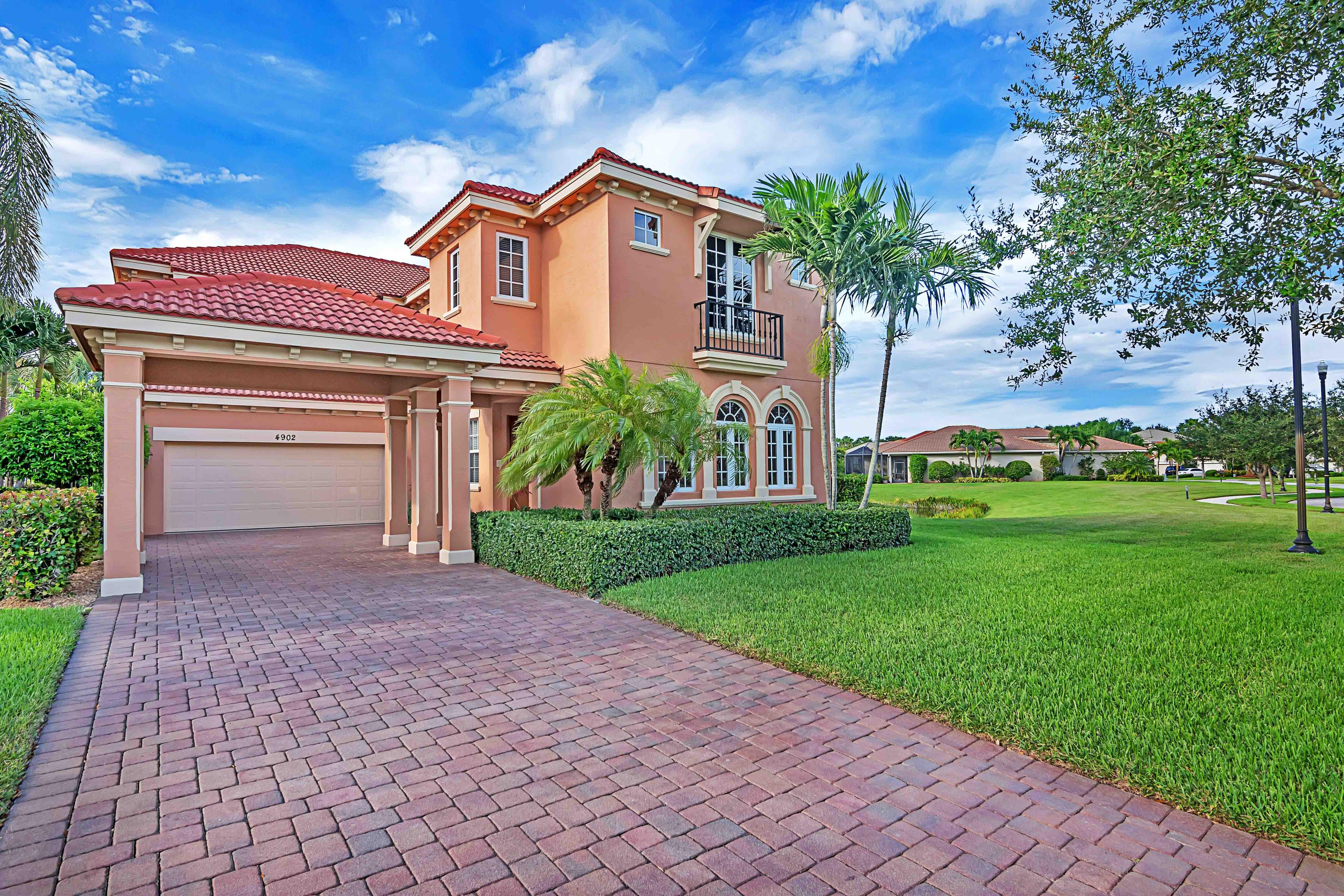 Home for sale in Paloma Palm Beach Gardens Florida