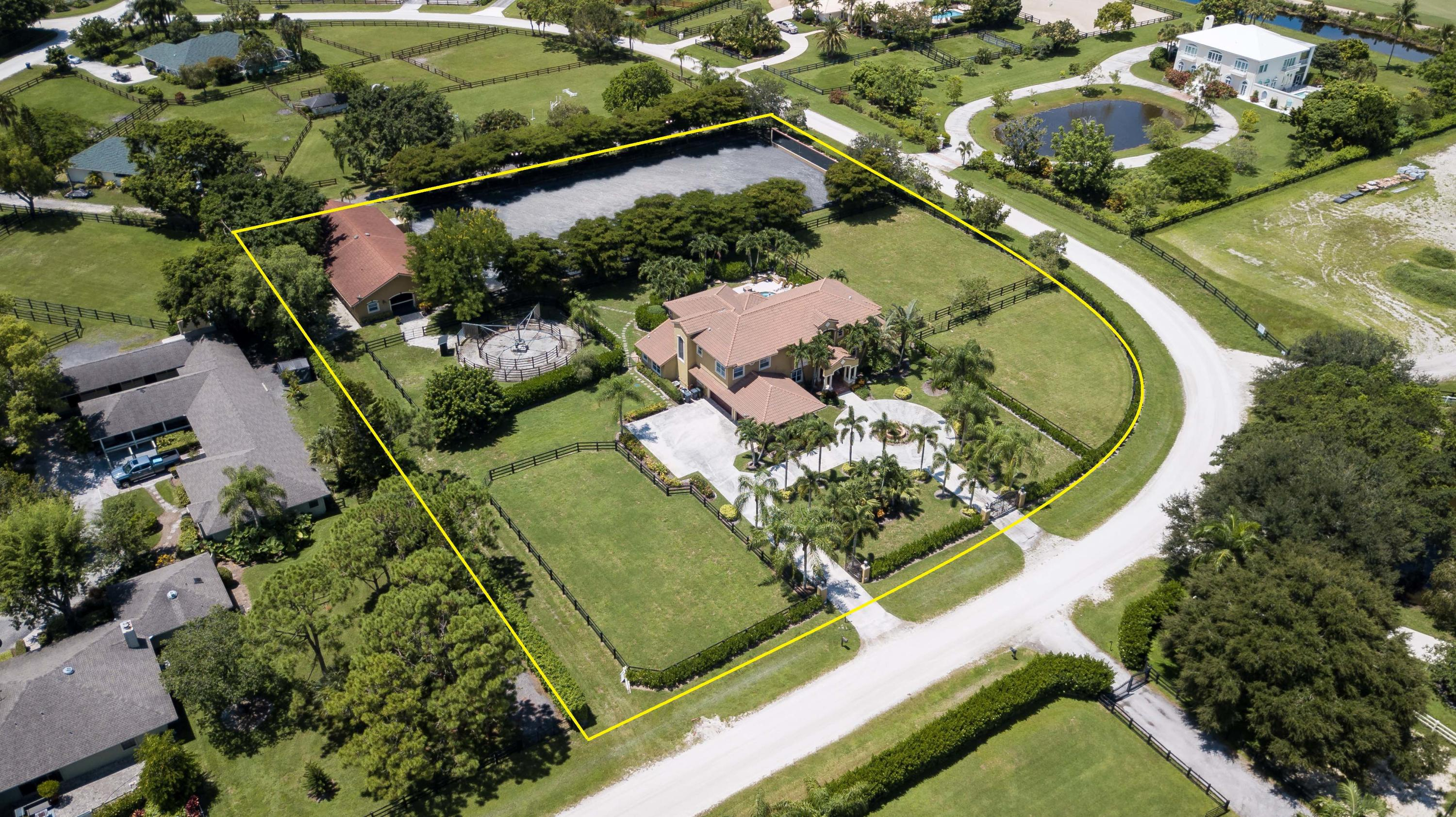 14829 Rolling Rock Place, Wellington, Florida 33414, 7 Bedrooms Bedrooms, ,5 BathroomsBathrooms,Single Family,For Rent,Saddle Trail,Rolling Rock,RX-10565826