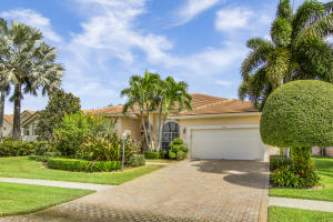 9160 Cypress Hollow Drive, Palm Beach Gardens, FL 33418