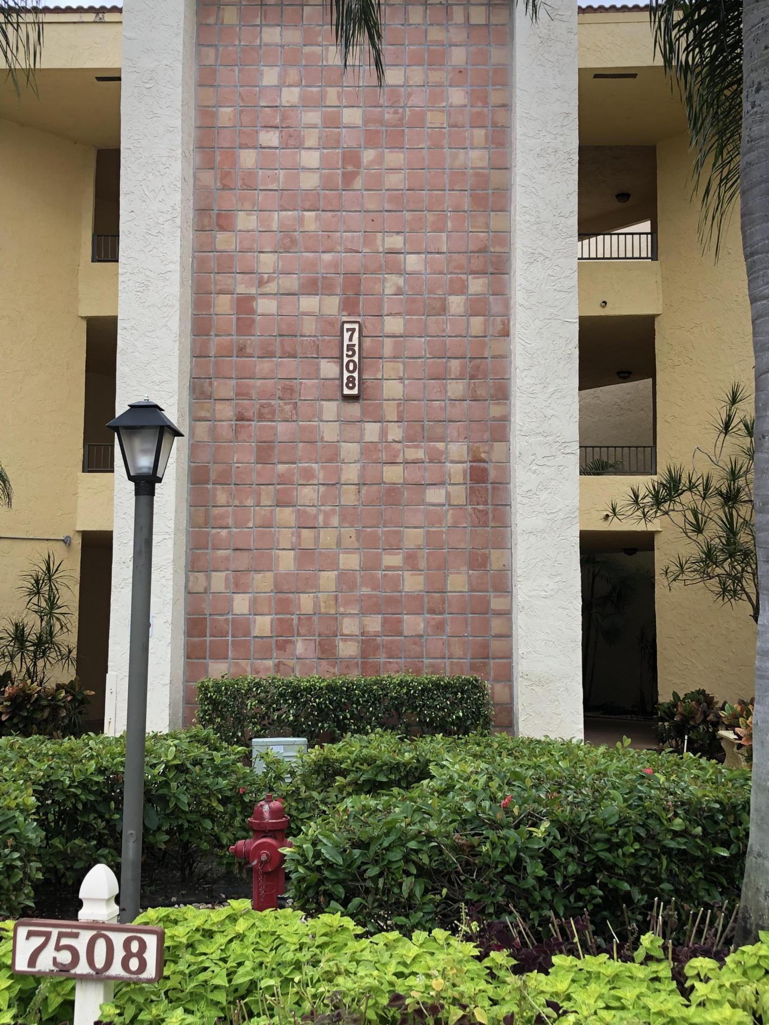 7508 La Paz Boulevard #305 Boca Raton, FL 33433