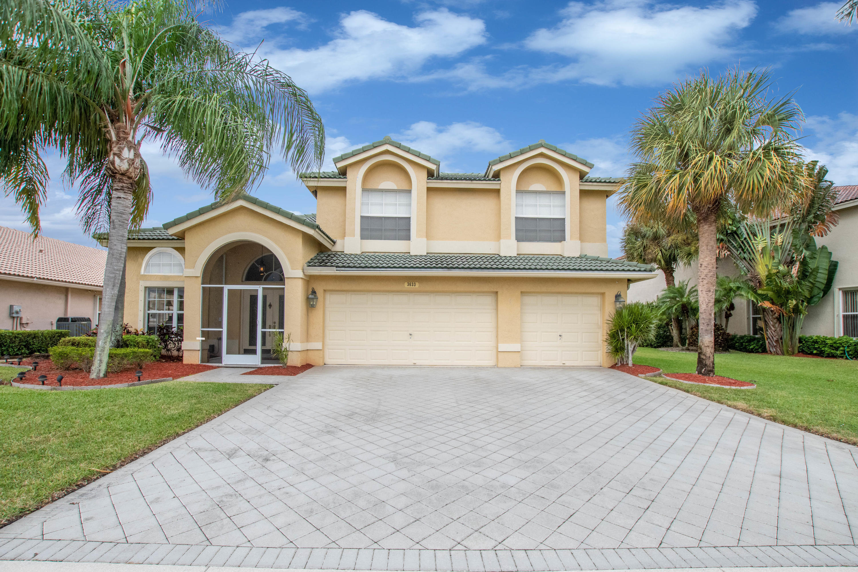 3633 Moon Bay Circle, Wellington, Florida 33414, 4 Bedrooms Bedrooms, ,3 BathroomsBathrooms,Single Family,For Rent,Moon Bay,RX-10567702