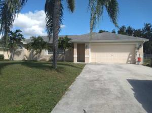 4205 SW Elba Street, Port Saint Lucie, FL 34953