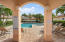 Tranquil pool is for Monterey Pointe residents and guests only