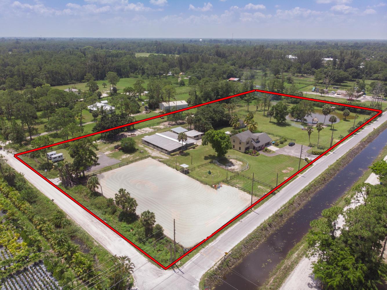 14970 Gruber Lane, Loxahatchee, Florida 33470, ,0.1 BathroomBathrooms,Barn,For Rent,Gruber,RX-10568316