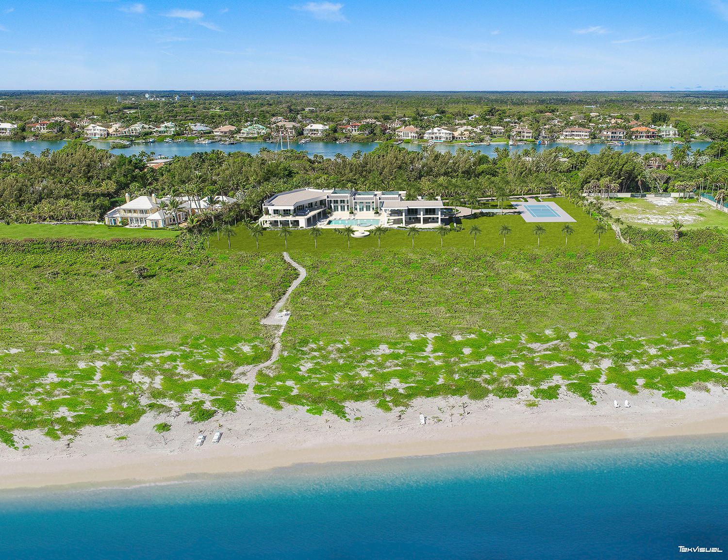 483 Beach Road, Hobe Sound, Florida 33455, ,Land/Docks,for Sale,Beach,RX-10568517, , , ,for Sale