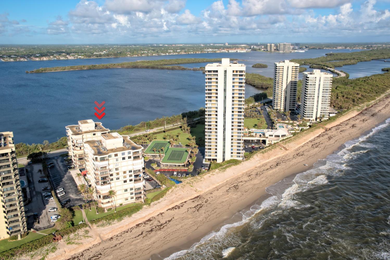 Photo of 5480 N Ocean Drive #B1b, Singer Island, FL 33404