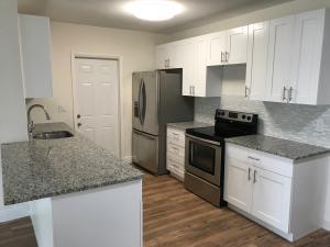 New Wood Kitchen & Granite