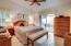 Master Bedroom w/sliders