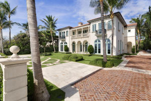 Property for sale at 516 S Ocean Boulevard, Palm Beach,  Florida 33480