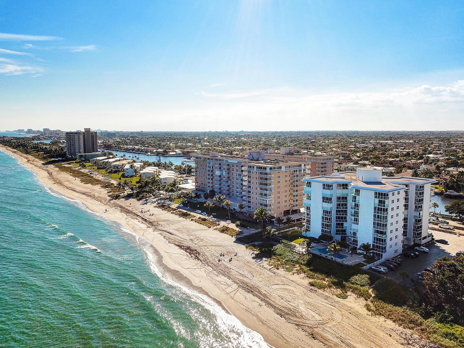1057 Hillsboro Mile #713, Hillsboro Beach, FL, 33062