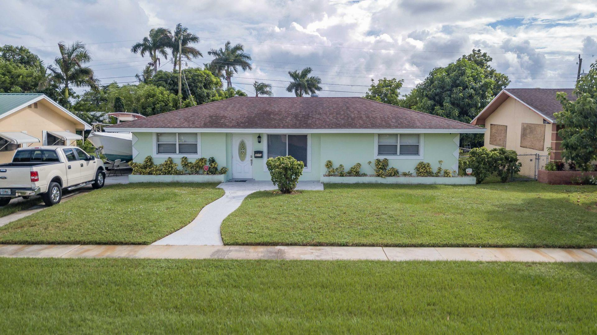 Home for sale in KNOTTY PINE ACRES West Palm Beach Florida