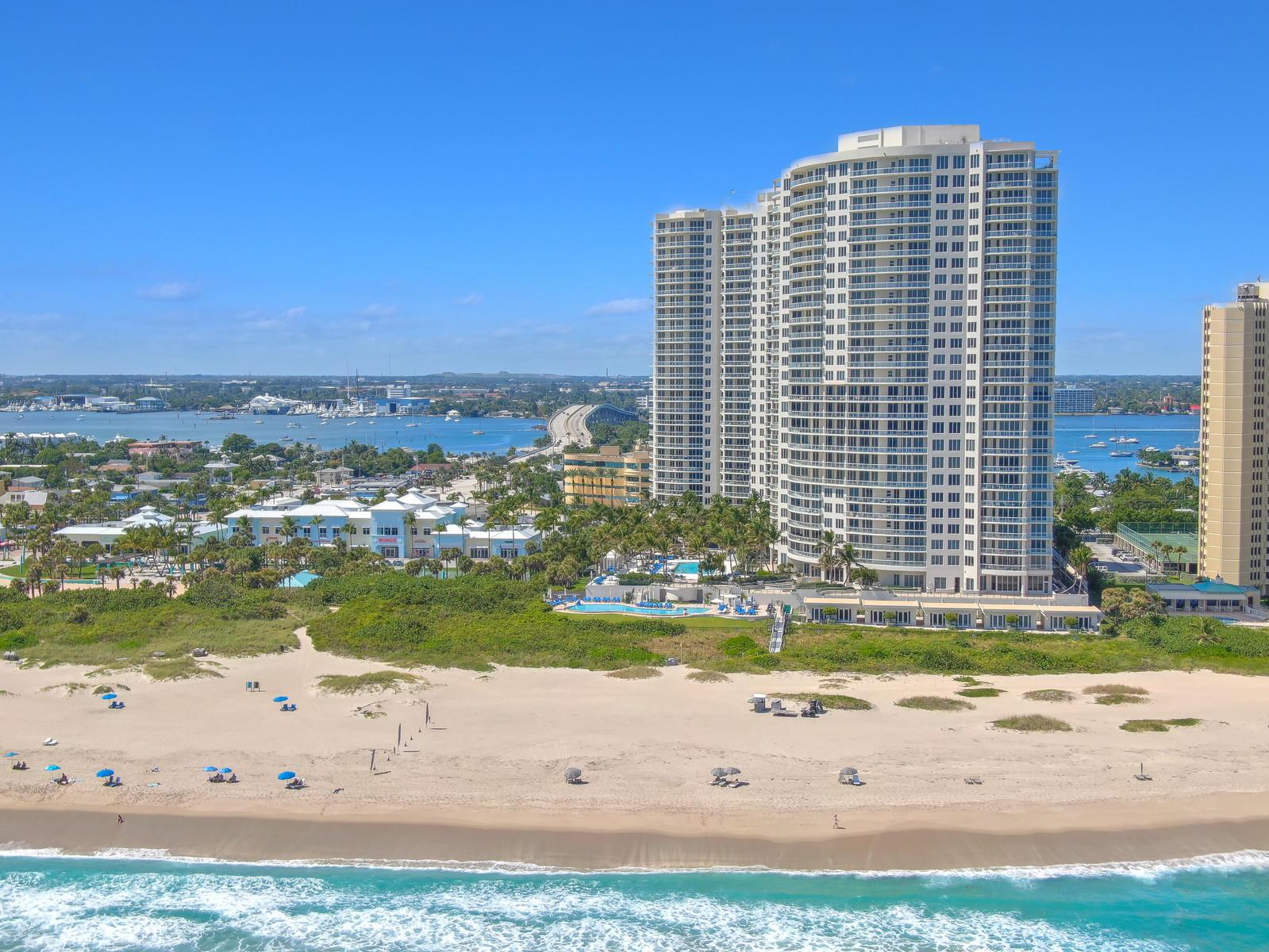 Photo of 2700 N Ocean Drive #1703a, Singer Island, FL 33404