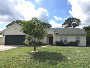 5901 Hickory Drive, Fort Pierce, FL 34982