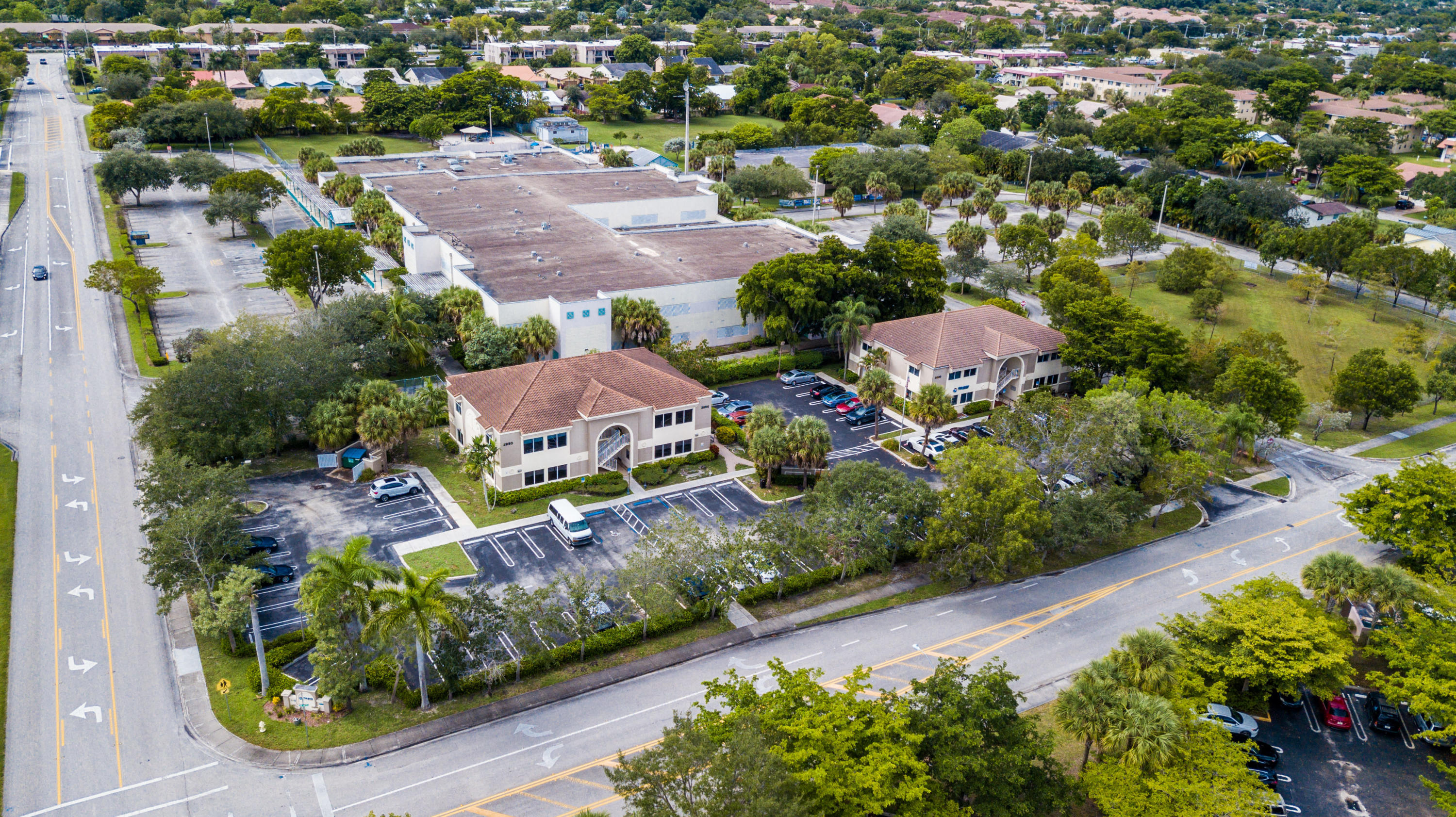 2950 and 3000 NW 101st Ln, adjacent  properties for sale, parcel #'s 48-41-21-06-0760 and  48-41-21-06-0740.Property currently has master lease to a Treatment Center. Zoning allows and current use is Outpatient Detox, PHP, IOP,and OP.Tenant would like to continue lease long term. Must schedule showings in advance. See Lease Terms in Documents section of this listing.Financials available call or text listing agents for more info.