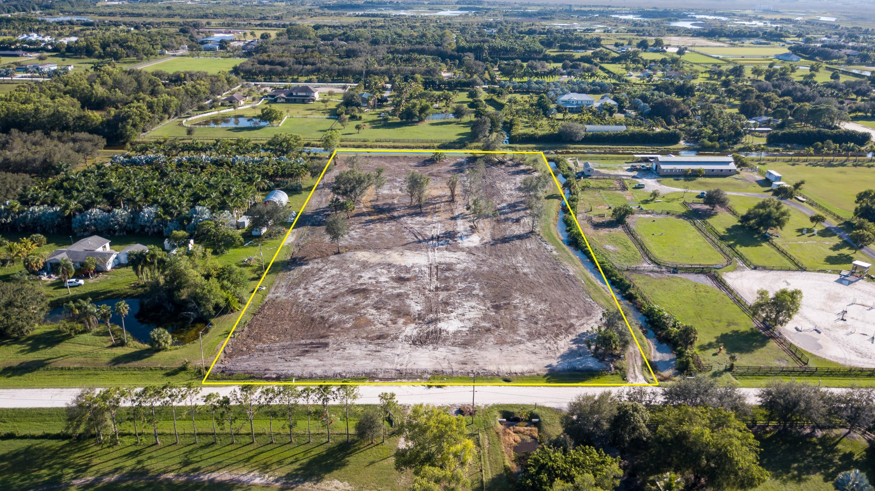 Wellington, Florida 33470, ,Land/docks,For Sale,Hollow Tree,RX-10574152
