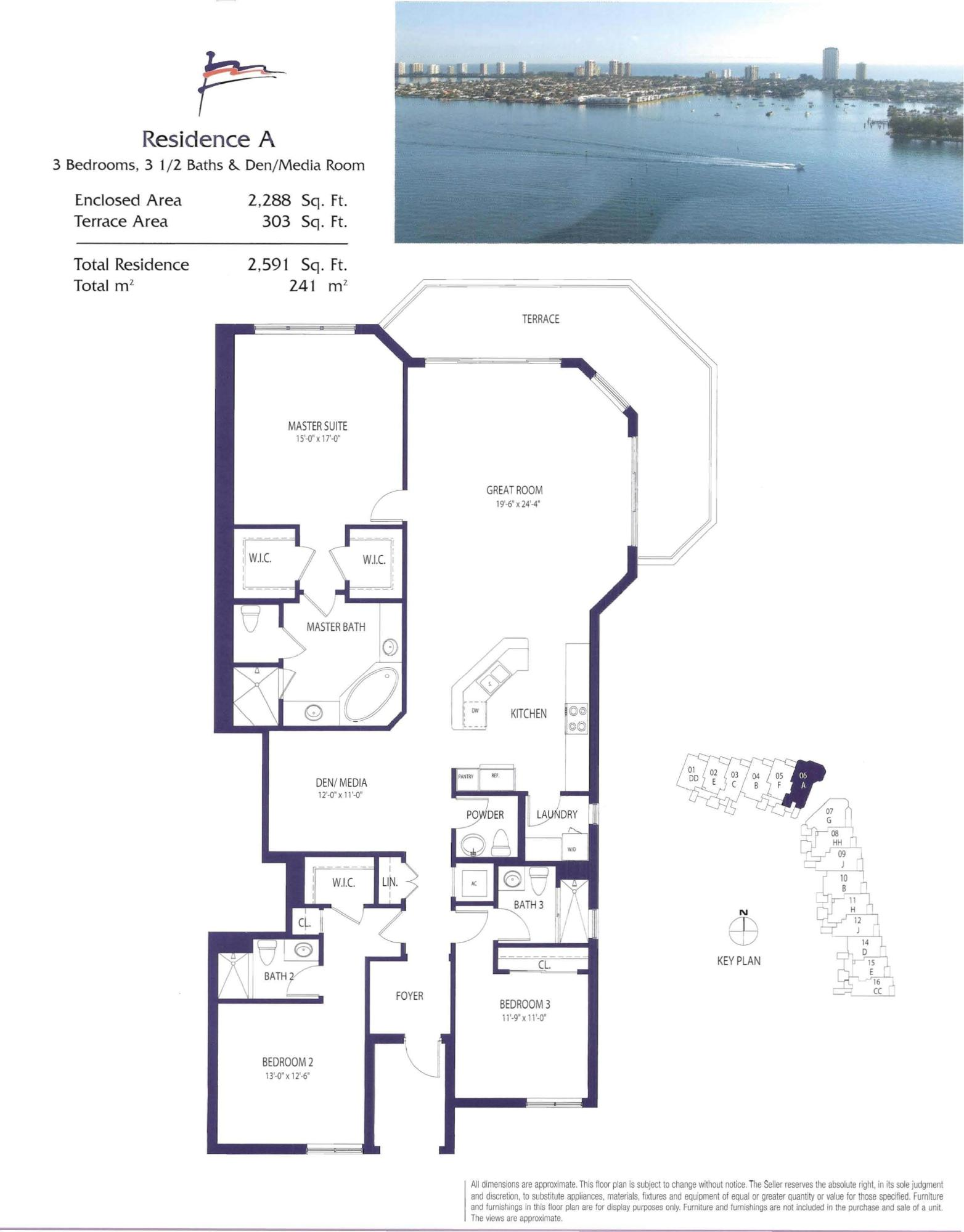 Marina Grande 06_A_Floor Plan