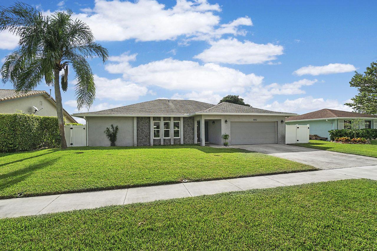 Photo of 5052 Woodstone Circle N, Lake Worth, FL 33463