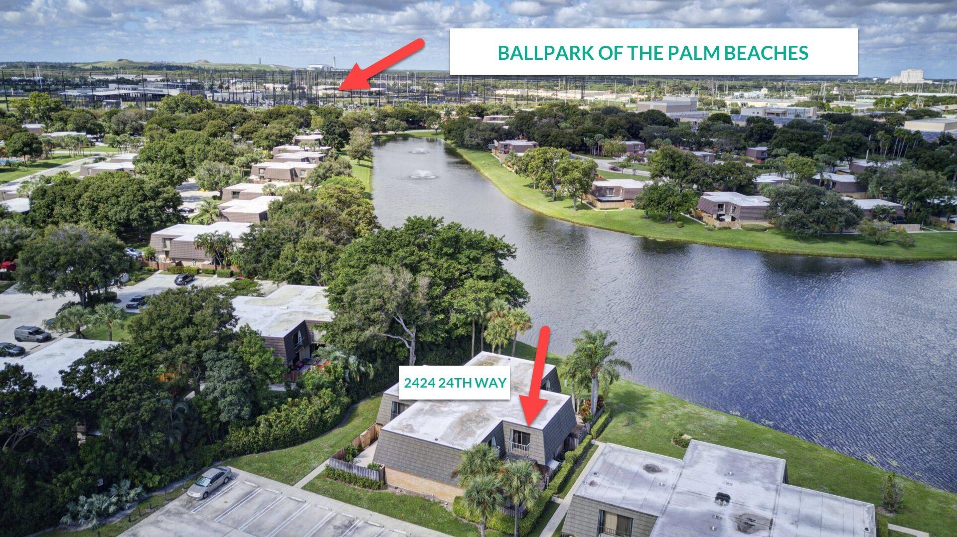 Home for sale in Village of Sandalwood Lakes 2 West Palm Beach Florida