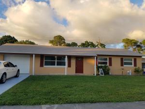 444 Alemeda Drive, Palm Springs, FL 33461
