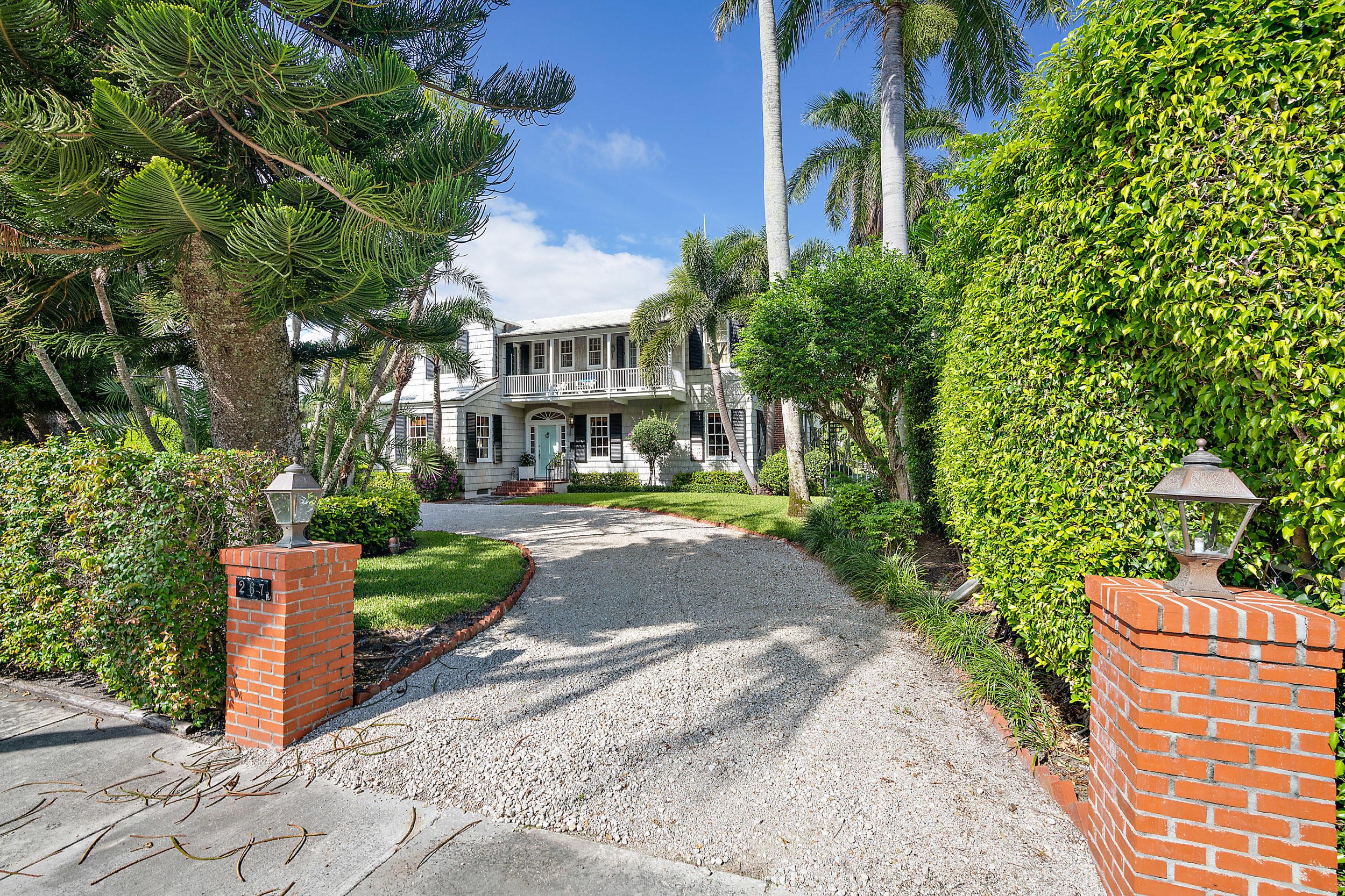 267 Dunbar Road Palm Beach, FL 33480