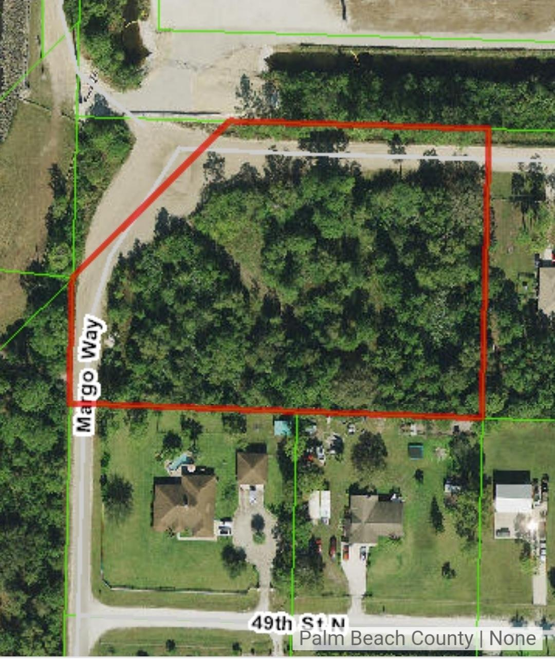 Xxxx Margo Way & 50th St N, Loxahatchee, Florida 33470, ,Land,For Sale,Margo Way & 50th St N,RX-10580020