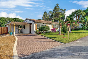 New Driveway AND Roof @ 207 Seacrest Lane, Delray Beach FL.