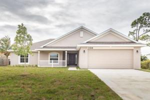 5609 Palm Drive, Fort Pierce, FL 34982
