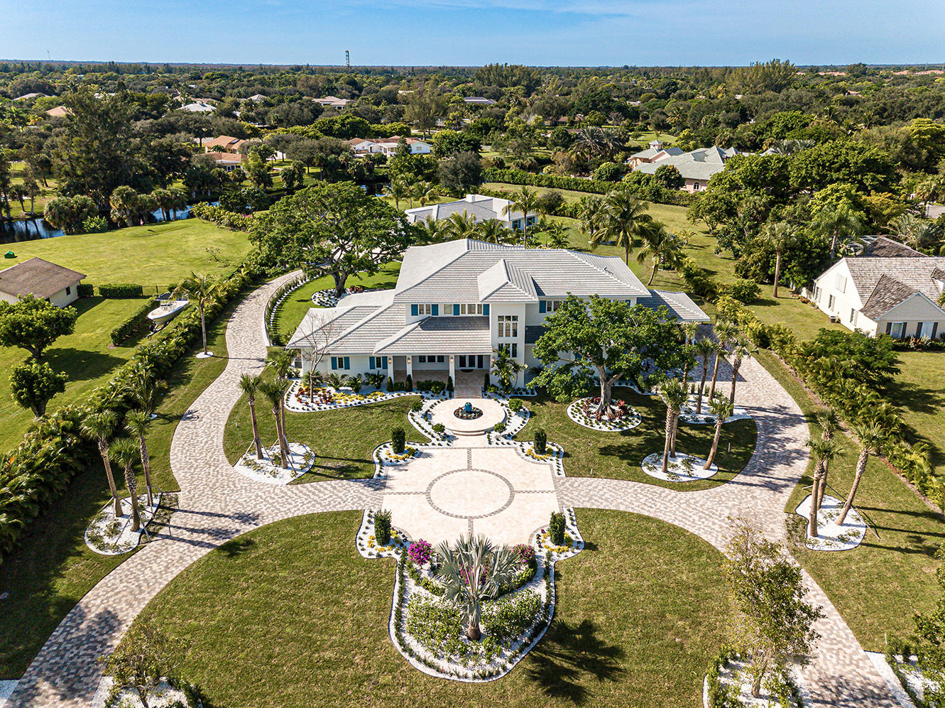 8335 Kelso Drive, Palm Beach Gardens, Florida 33418, 10 Bedrooms Bedrooms, ,11.1 BathroomsBathrooms,Single Family,For Sale,HORSESHOE ACRES,Kelso,1,RX-10582061