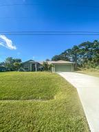 4538 SW Bradbury Street, Port Saint Lucie, FL 34953