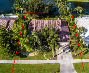 Over .25 acre lake lot