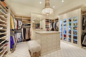 Master Suite Her Closet
