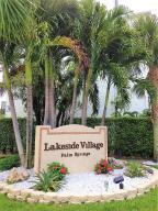 721 Lori Drive, 105, Palm Springs, FL 33461