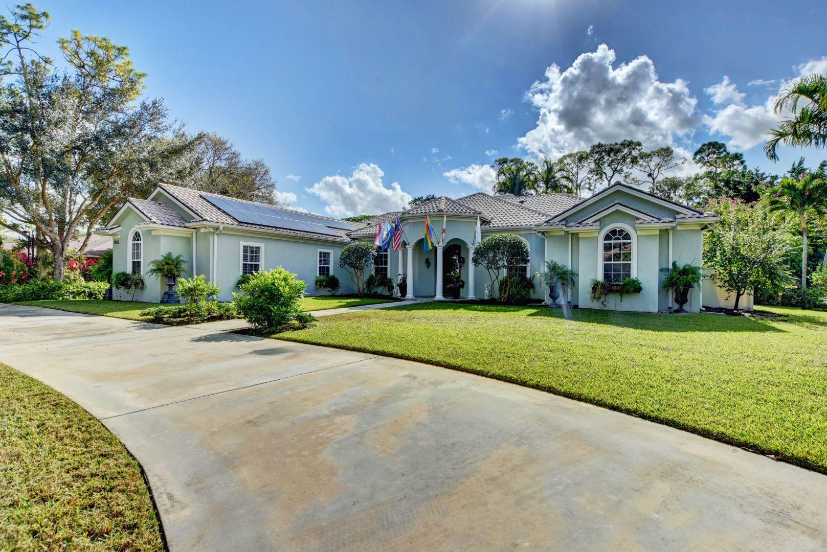 14921 Horseshoe Trace, Wellington, Florida 33414, 4 Bedrooms Bedrooms, ,3 BathroomsBathrooms,Single Family,For Sale,Horseshoe,RX-10568941