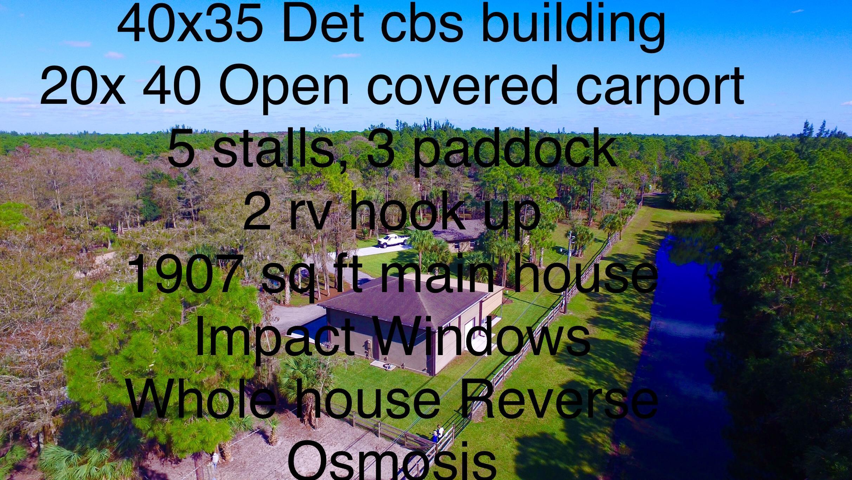 2065 Deer Run Boulevard, Loxahatchee, Florida 33470, 4 Bedrooms Bedrooms, ,3 BathroomsBathrooms,Single Family,For Sale,Deer Run,RX-10586083