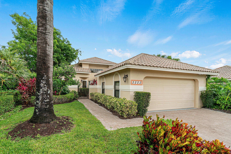 5253 Via De Amalfi Drive Boca Raton, FL 33496