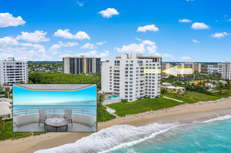 Photo of 3407 S Ocean Boulevard #9a, Highland Beach, FL 33487
