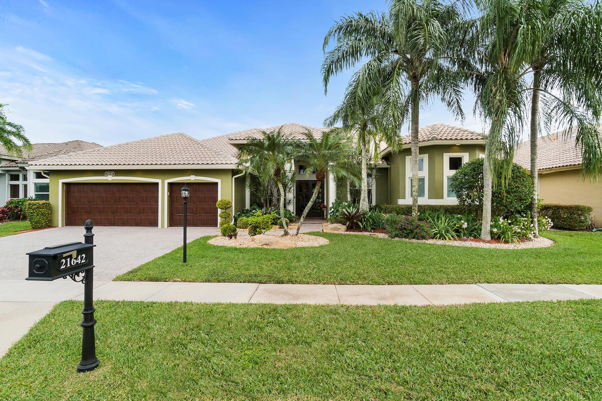 Photo of 21642 Marigot Drive, Boca Raton, FL 33428